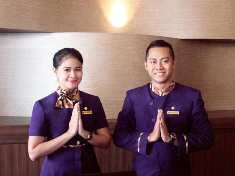Swiss-Belinn Manyar Surabaya Personen