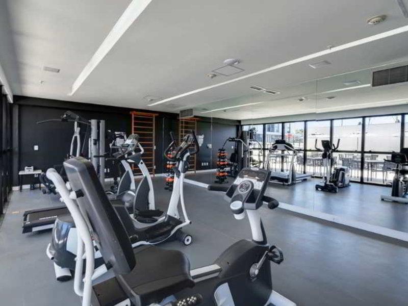 Linx Hotel International Airport Galeao Sport und Freizeit