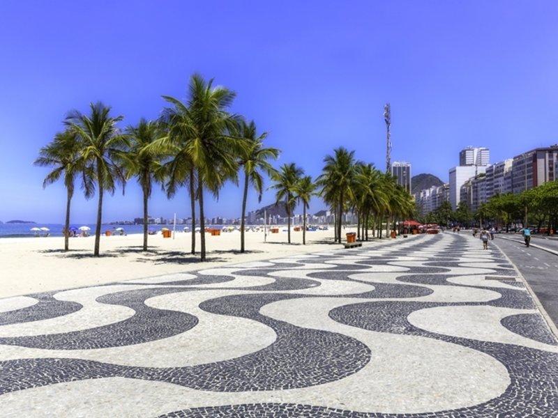 Atlantico Travel Copacabana Strand