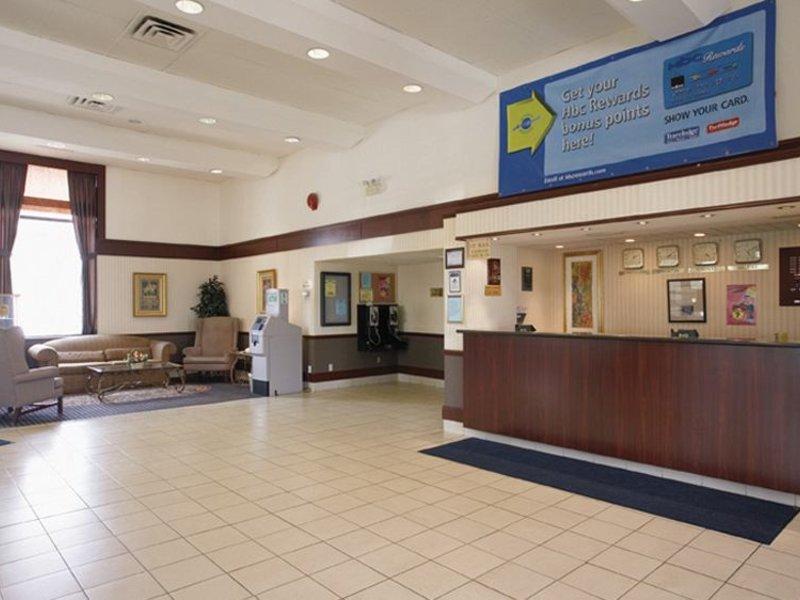 Travelodge Edmonton South Lounge/Empfang