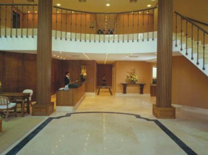 Estanplaza Paulista Lounge/Empfang
