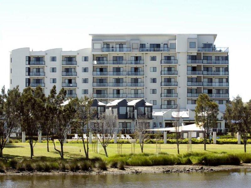 Assured Ascot Quays Apartment Außenaufnahme