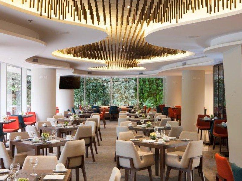 Radisson Hotel Santa Cruz Restaurant
