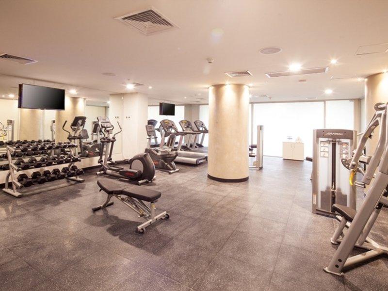 Radisson Hotel Santa Cruz Sport und Freizeit