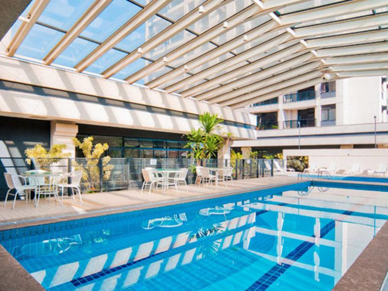 Nobile Suites Congonhas Pool