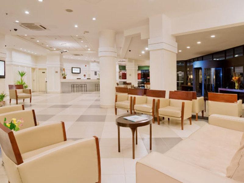 Nobile Suites Congonhas Lounge/Empfang