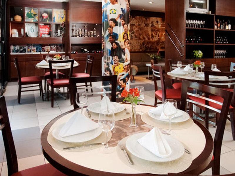 Nobile Suites Congonhas Restaurant