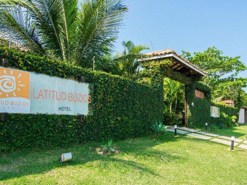 Latitud Buzios Hotel Außenaufnahme