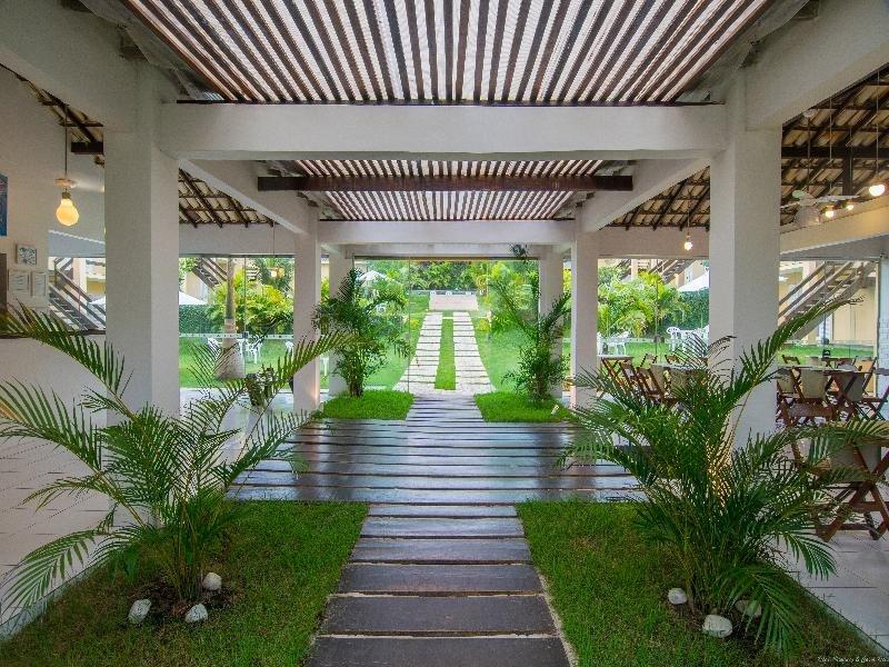 Latitud Buzios Hotel Garten