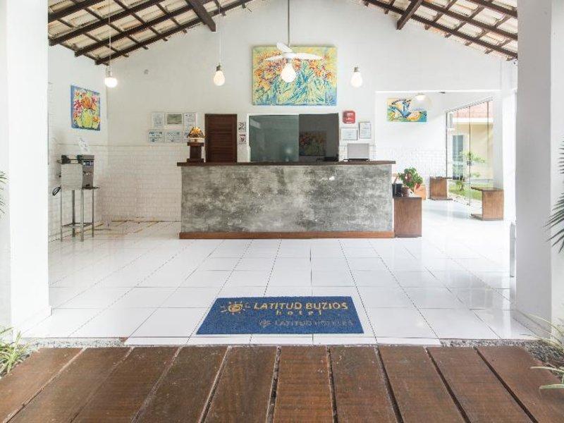 Latitud Buzios Hotel Lounge/Empfang