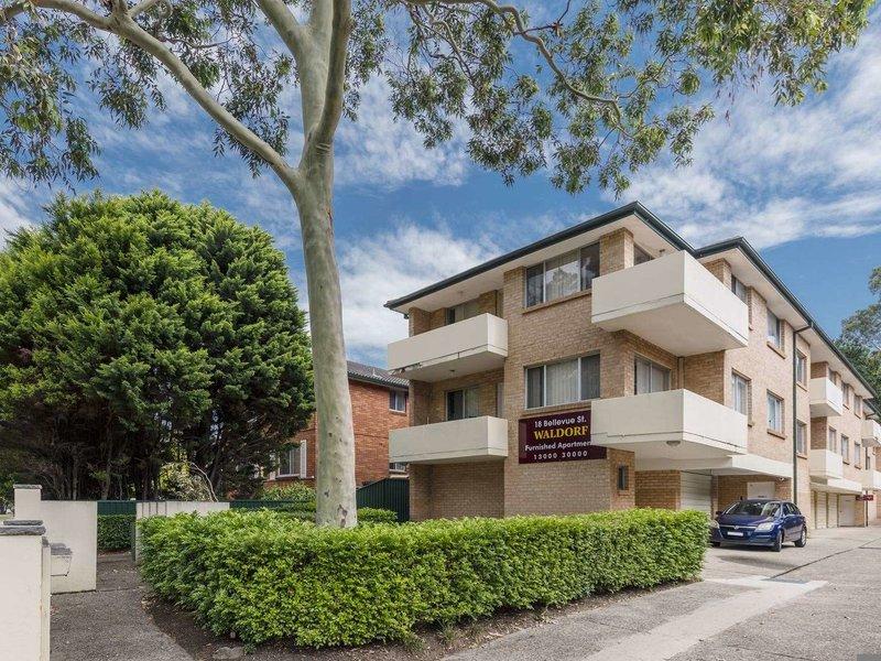 Waldorf Parramatta Apartment Hotel Außenaufnahme