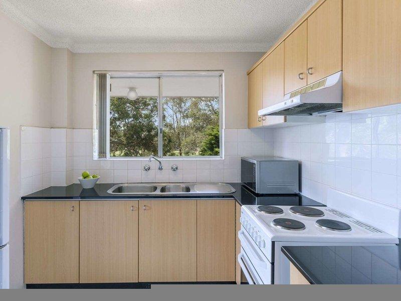 Waldorf Parramatta Apartment Hotel Wohnbeispiel