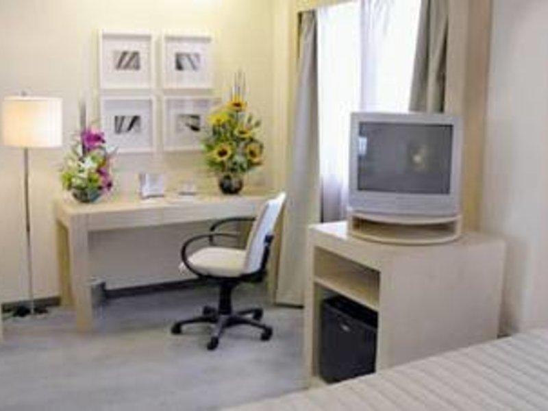 Nobile Suites Congonhas Wohnbeispiel