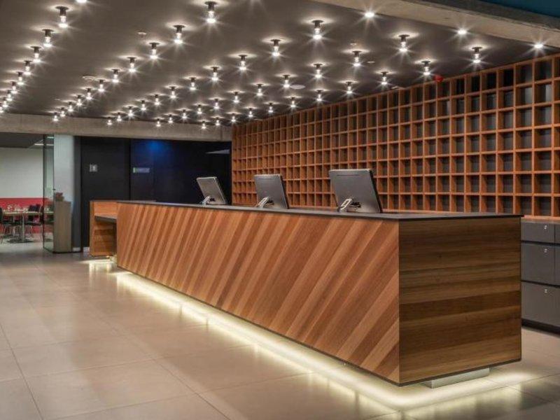 Linx Hotel International Airport Galeao Lounge/Empfang