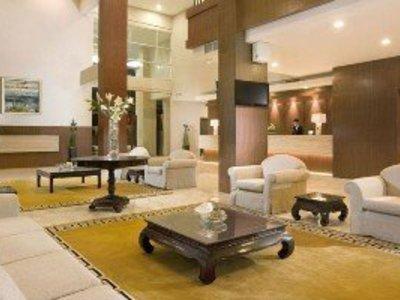 Santika Jemursari Lounge/Empfang