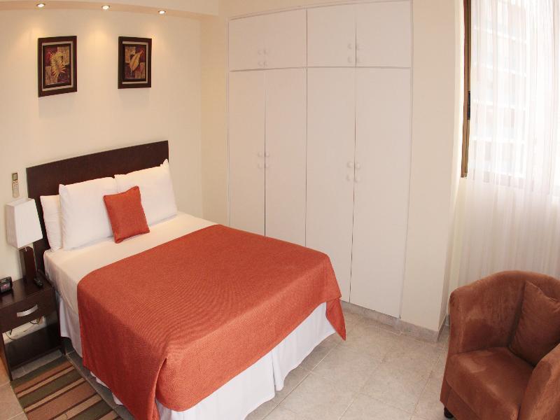 AZ Hotel & Suites Panama Wohnbeispiel