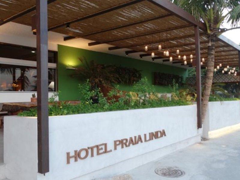 Hotel Praia Linda Außenaufnahme