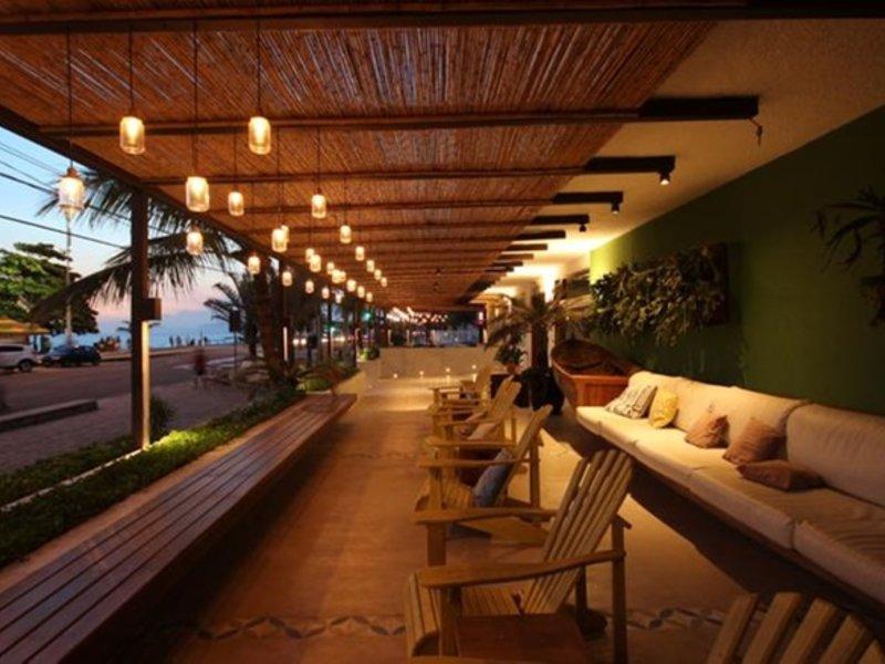 Hotel Praia Linda Terrasse