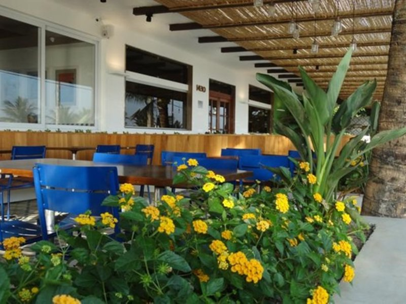 Hotel Praia Linda Hallenbad