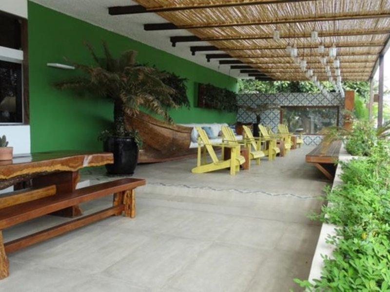 Hotel Praia Linda Lounge/Empfang