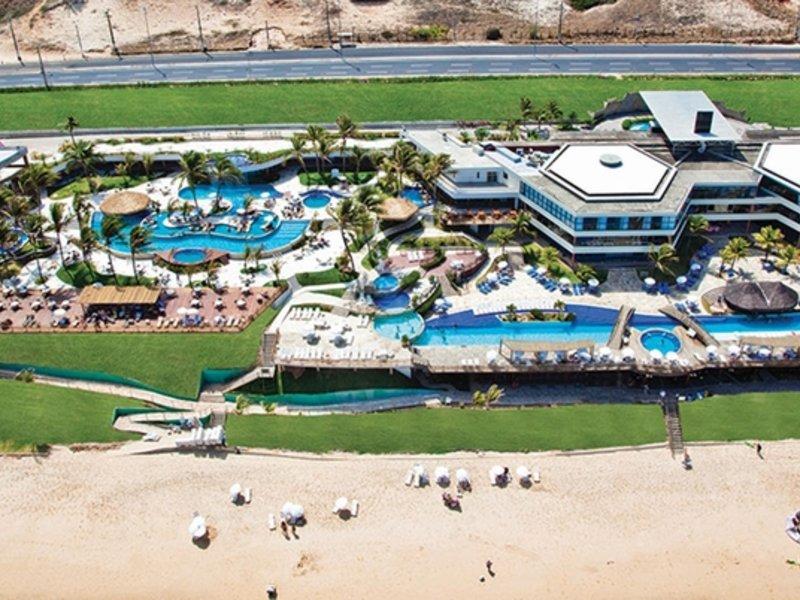 Ocean Palace Beach Resort & Bungalows Außenaufnahme