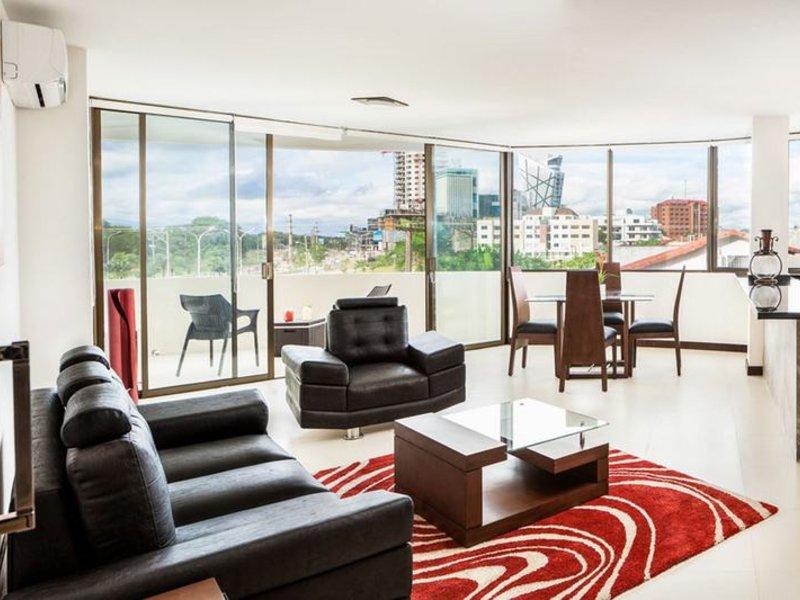 Mai Suites Apart Hotel Wohnbeispiel