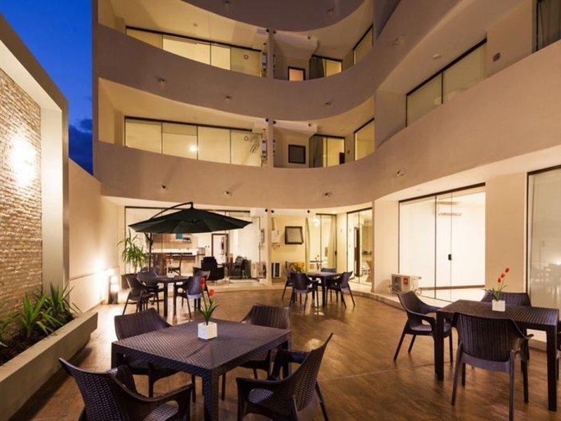 Mai Suites Apart Hotel Restaurant