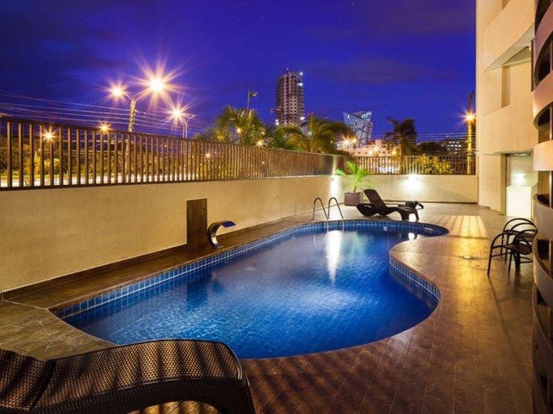 Mai Suites Apart Hotel Pool