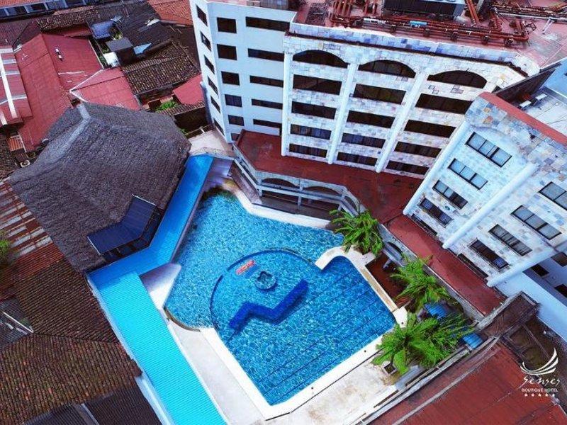 Senses Boutique Hotel Centro Pool