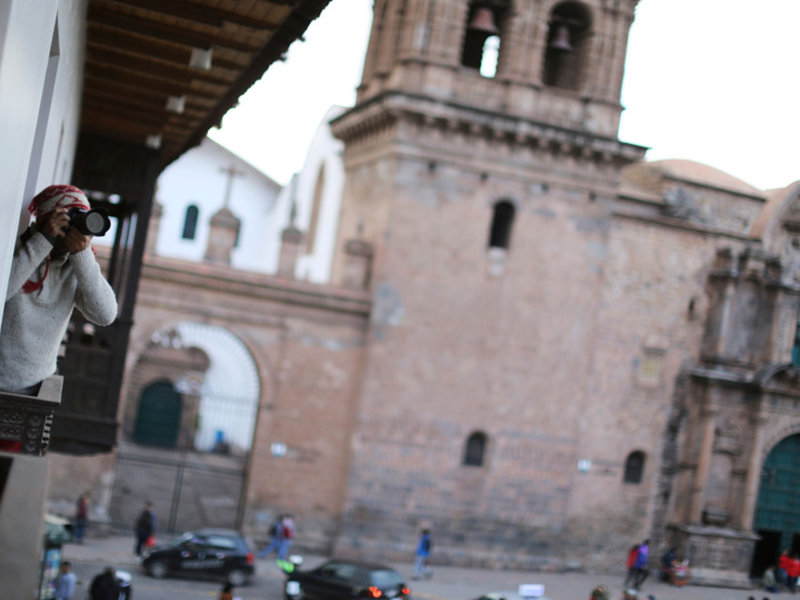 Casa Andina Standard Cusco Plaza Außenaufnahme
