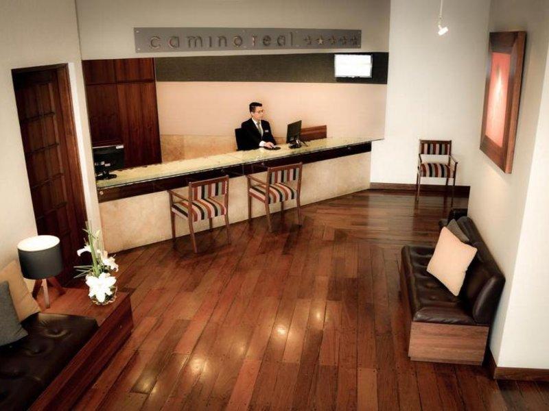 Camino Real Aparthotel & Spa Lounge/Empfang