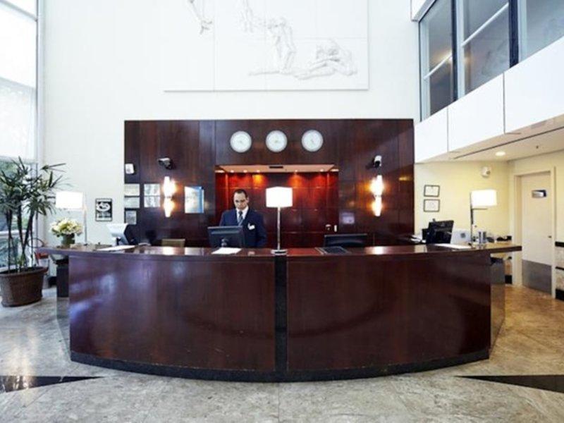 Mediterraneo Flat Lounge/Empfang