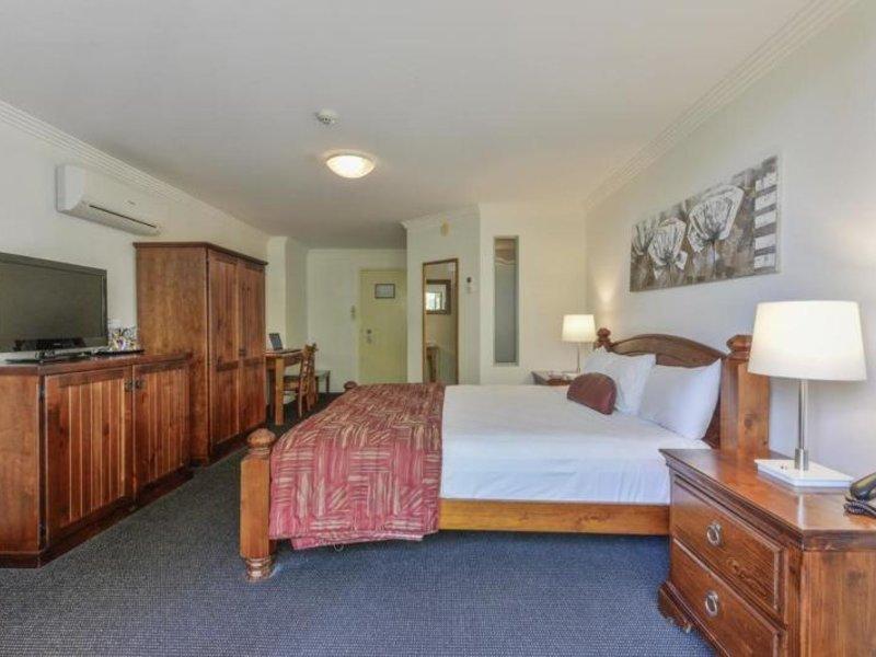 Burnett Riverside Motel Wohnbeispiel