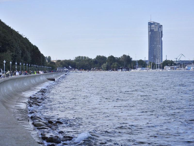 Sea Towers Strand