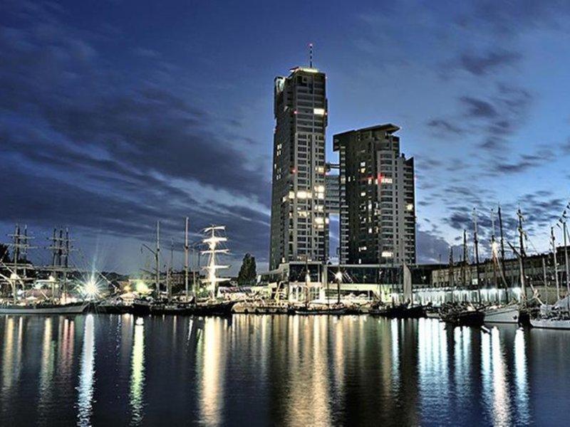 Sea Towers Außenaufnahme