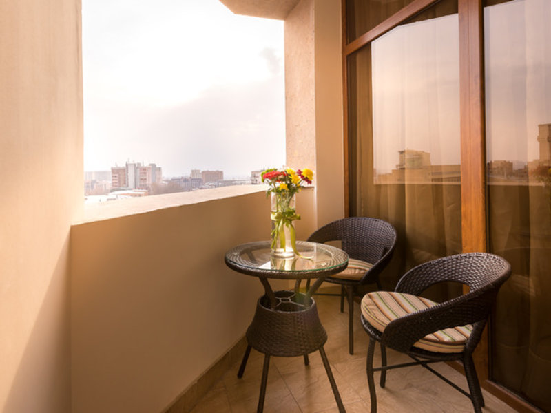 Paris Hotel Yerevan Wohnbeispiel