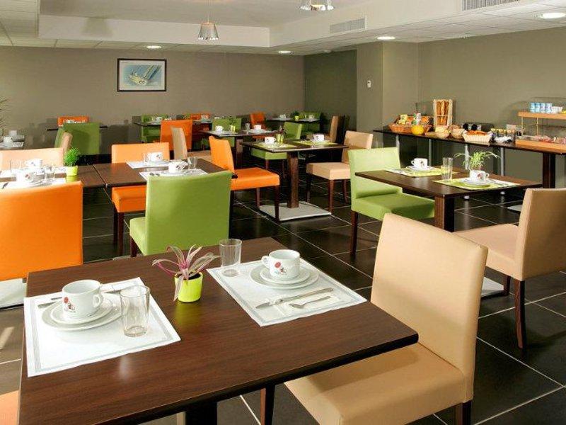 Appart´Hotel Quimper Restaurant