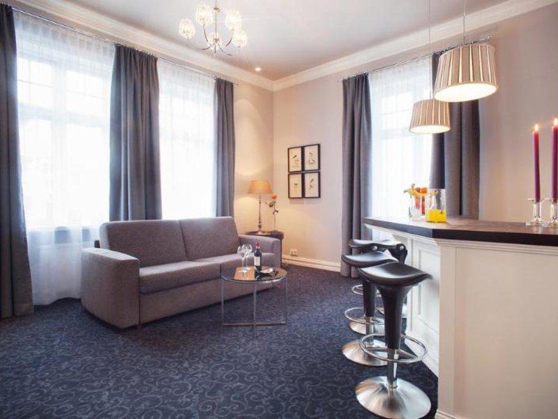 Reykjavik Residence Hotel Wohnbeispiel