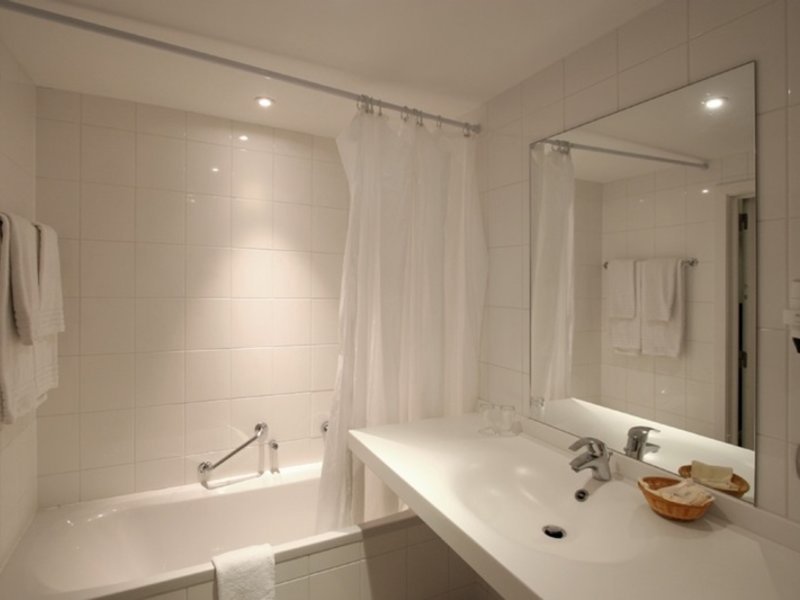 Alma Grand Place Badezimmer
