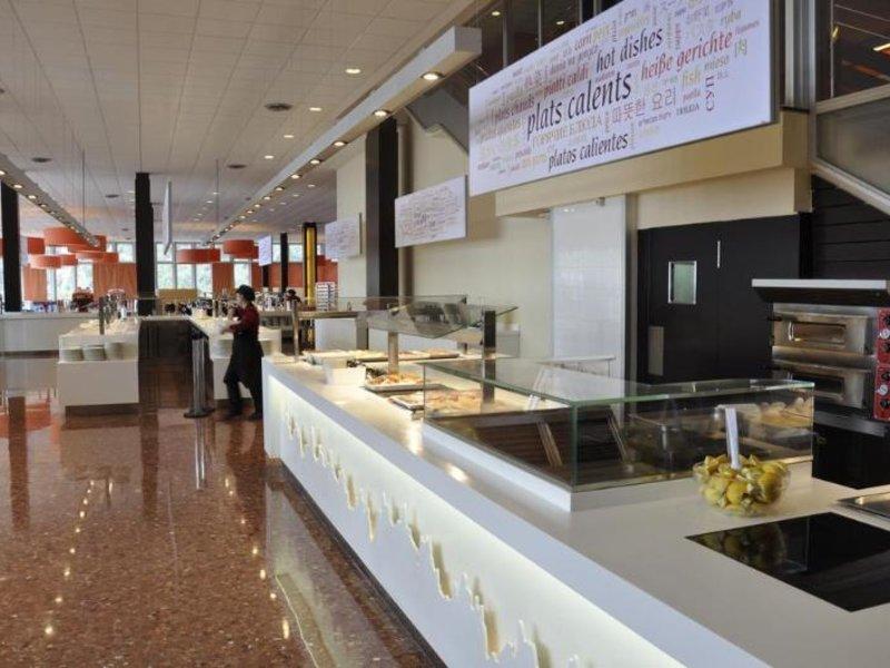 Cel les Abat Marcet Restaurant