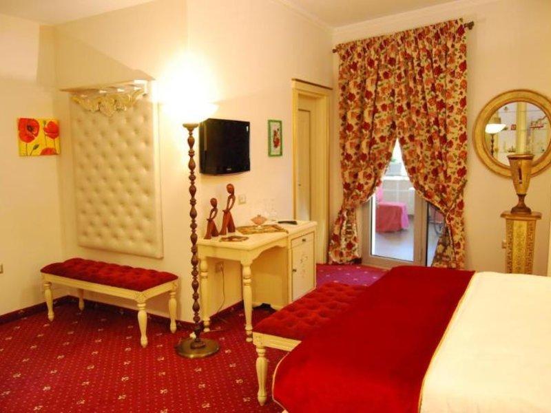 2Kitarrat Hotel Boutique& Spa Wohnbeispiel