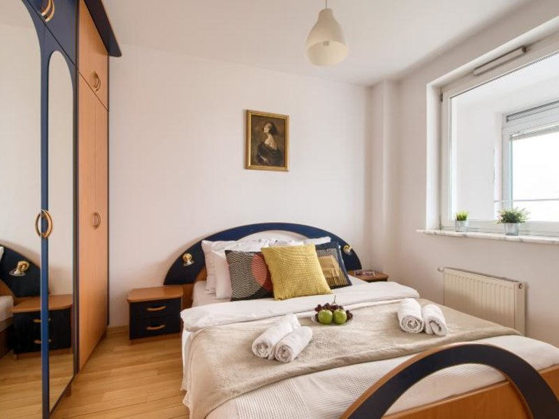 Babka Tower Apartments & Suites Wohnbeispiel