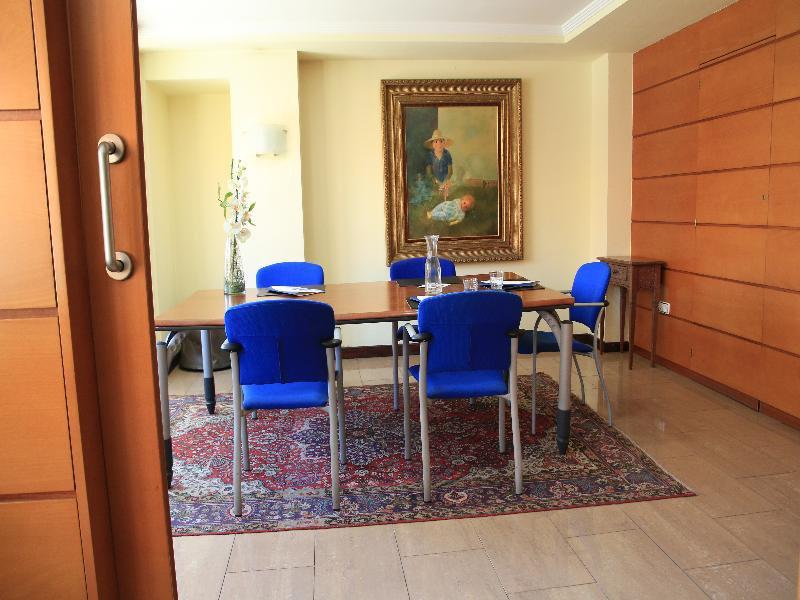 Gran Hotel Regente Konferenzraum