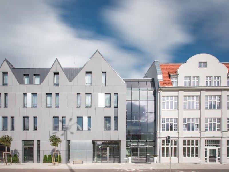Hampton by Hilton Gdansk Oliwa Außenaufnahme