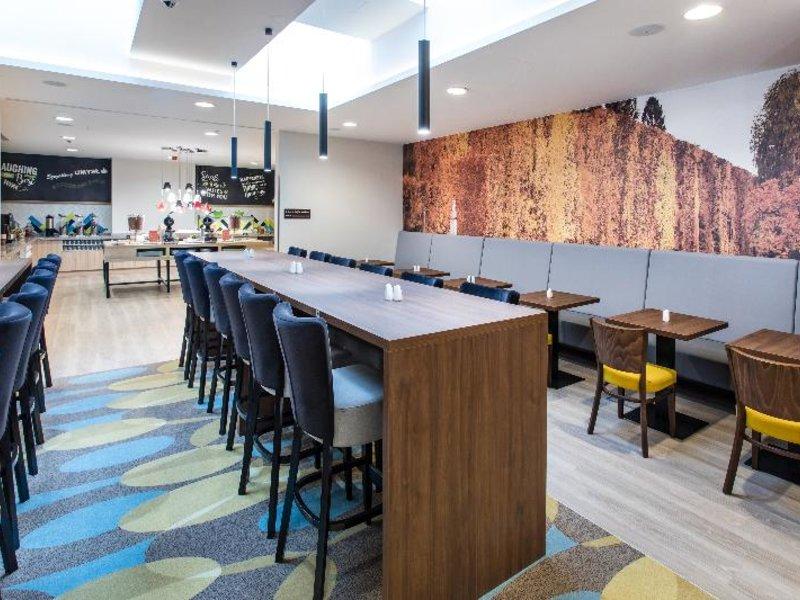 Hampton by Hilton Gdansk Oliwa Restaurant