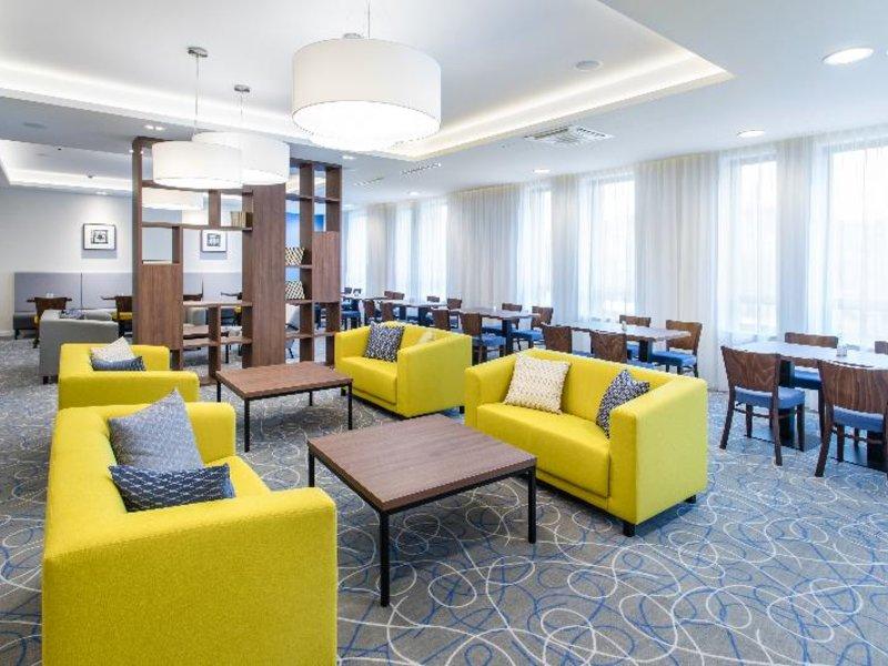 Hampton by Hilton Gdansk Oliwa Lounge/Empfang