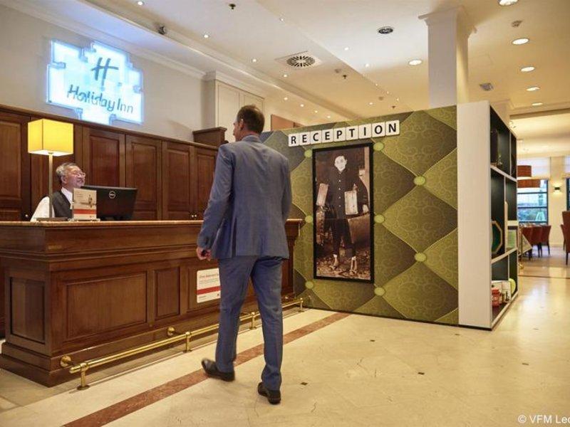 Holiday Inn Brüssel Schumann Wellness