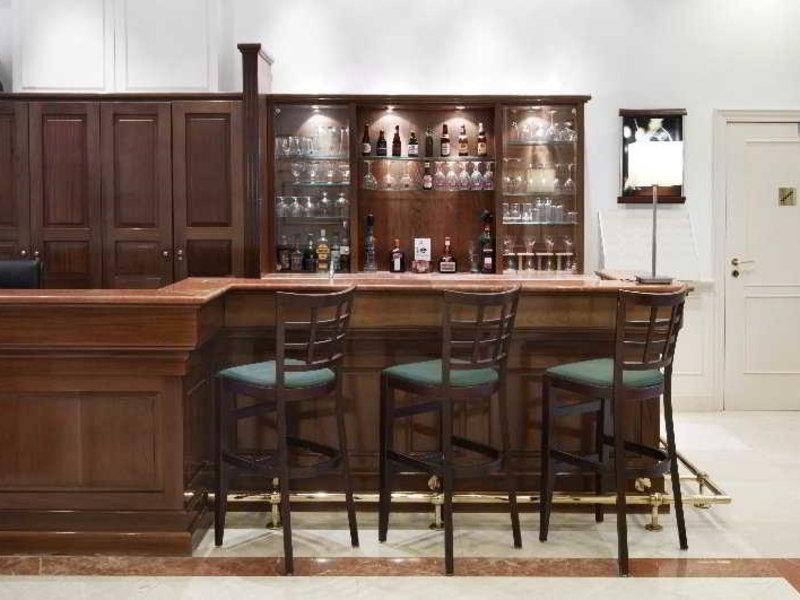 Holiday Inn Brüssel Schumann Bar