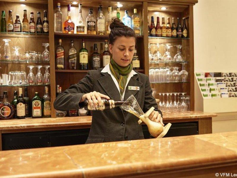 Holiday Inn Brüssel Schumann Personen