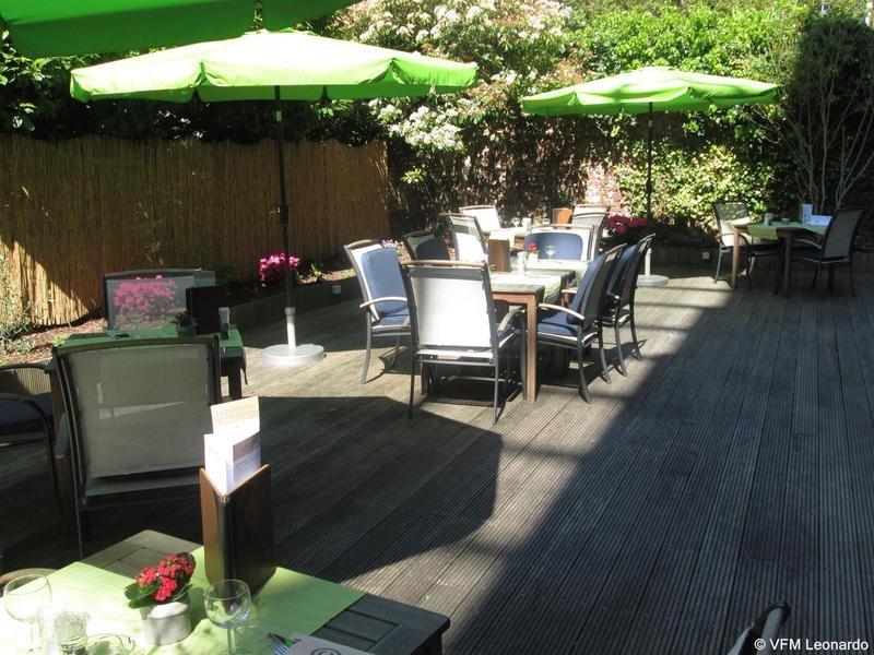 Holiday Inn Brüssel Schumann Terrasse